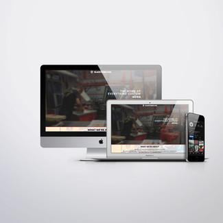 Blacktshirt.com Website / Social Media