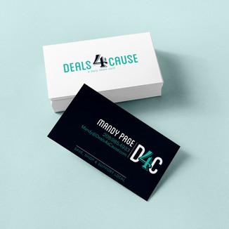 D4AC Business Card Design