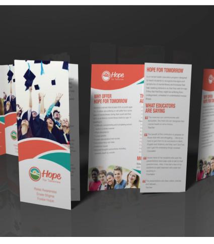 HOPE (NAMI) Brochure Deisgn