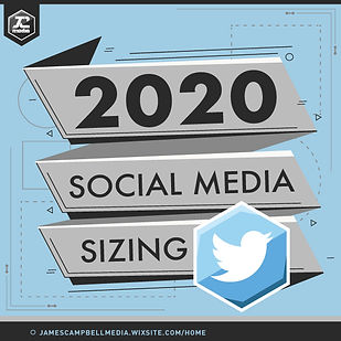 Twitter Image Sizing Template