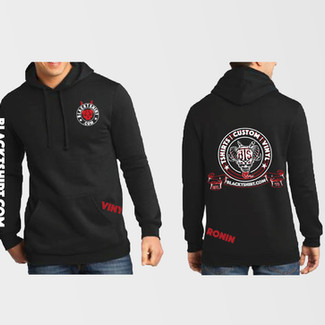 Blacktshirt.com Employee Hoodie Design