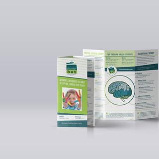 Chatterbox Standard Leave Behind Brochure