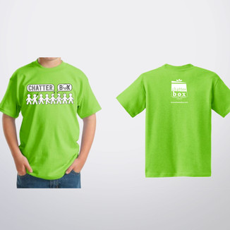 Chatterbox Event Apparel Design