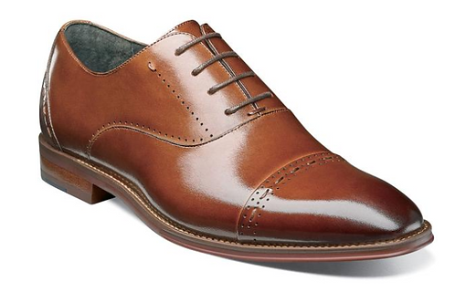 Stacy Adams - Barris Cap Toe Oxford