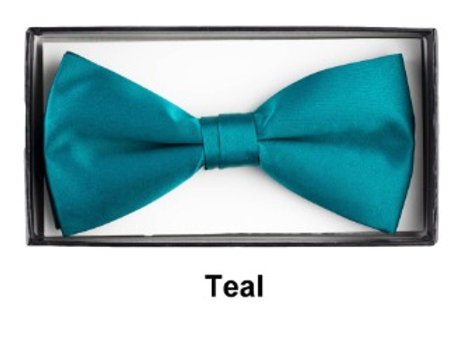 Basic Bow Tie - TEAL
