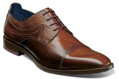 Stacy Adams - Raiden Cap Toe Oxford