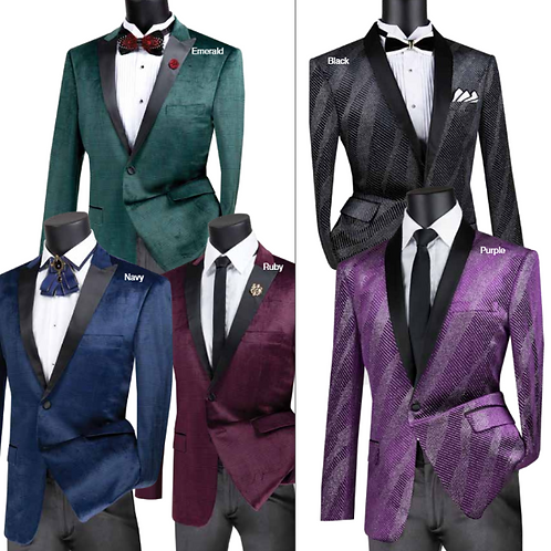 BS-14 AND BS-15 Slim Fit Sport Coat