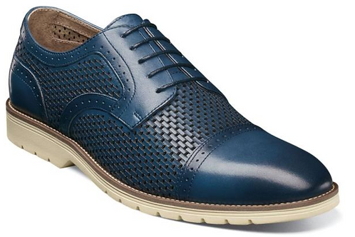 Stacy Adams - Ellery Cap Toe Oxford