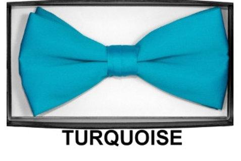 Basic Bow Tie - TURQUOISE