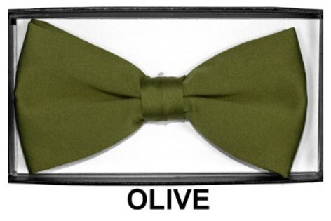 Basic Bow Tie - OLIVE