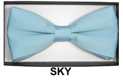 Basic Bow Tie - SKY