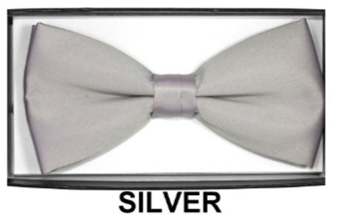Basic Bow Tie - SILVER