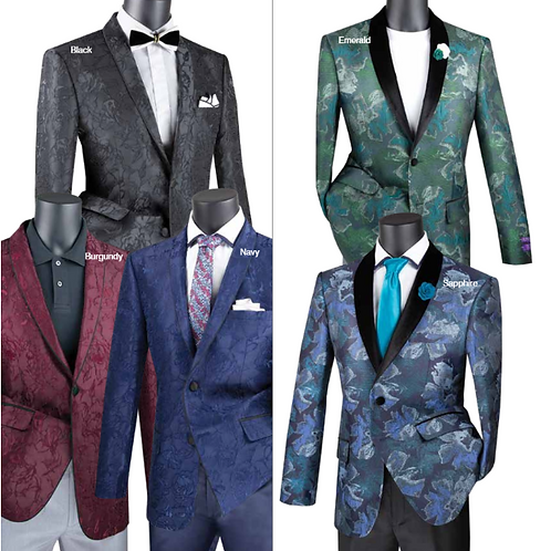 BSF-10 AND BSF-11 Slim Fit Sport Coat