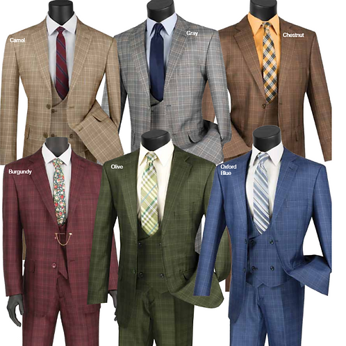 V2RW-7 Classic 3 PCS Suit