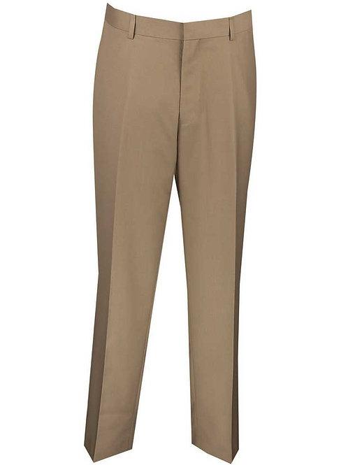 OS-900 Luxurious Wool Feel, Open Stock Pre-hemmed Flat Front Pants