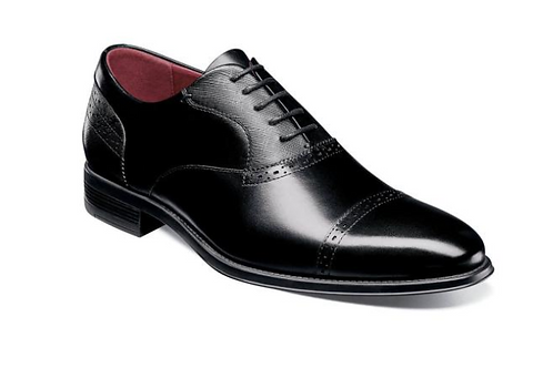 Stacy Adams - Heath Cap Toe Oxford