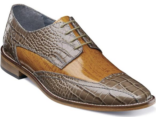 Stacy Adams - Fabriano Leather Sole Cap/Wing Oxford