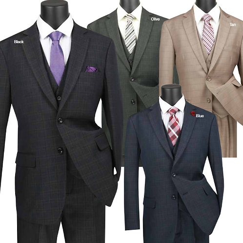V2RW-15 Executive 3 PCS Suit