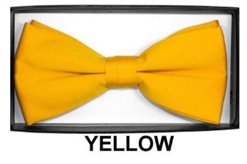 Basic Bow Tie - YELLOW