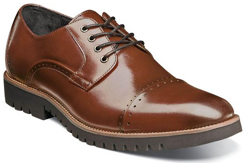 Stacy Adams - Barcliff Cap Toe Oxford