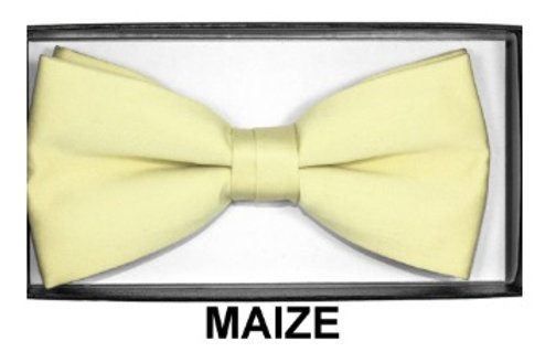 Basic Bow Tie - MAIZE