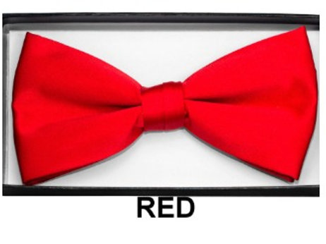 Basic Bow Tie - RED
