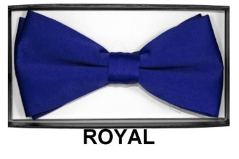 Basic Bow Tie - ROYAL
