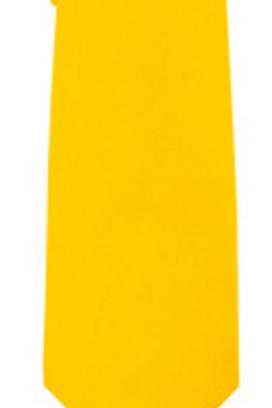 Solid Tie & Hanky - YELLOW