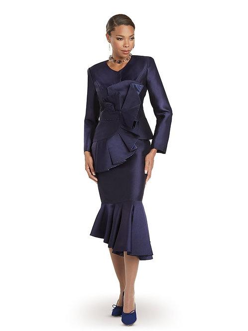 Donna Vinci 11948 2PC. Jacket and Skirt Set