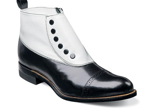 Stacy Adams - Madison Cap Toe Demi Boot