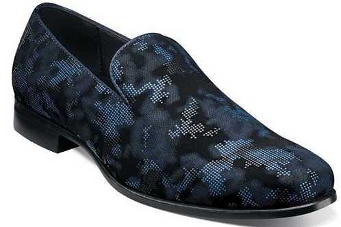 Stacy Adams - Swank Pixelated Camo Slip-On