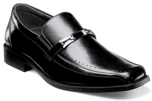Stacy Adams - Cade Bike Toe Bit Slip-On
