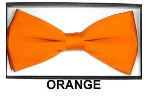 Basic Bow Tie - ORANGE
