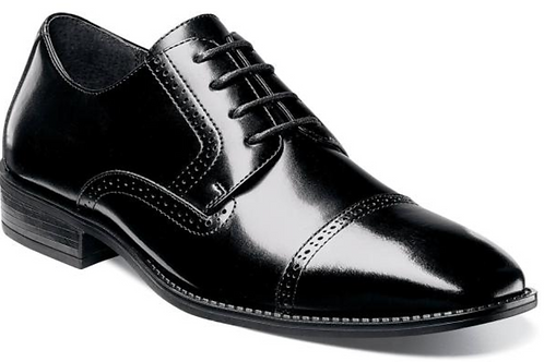 Stacy Adams - Abbott Cap Toe Oxford