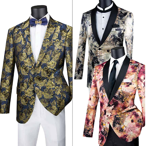 BSF-15 AND BSF-16 Slim Fit Sport Coat