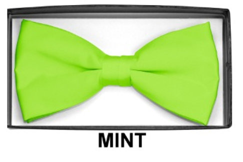 Basic Bow Tie - MINT