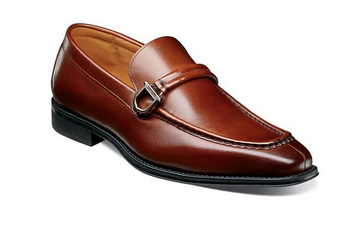 Stacy Adams - Pernell Moc Toe Ornament Slip-On