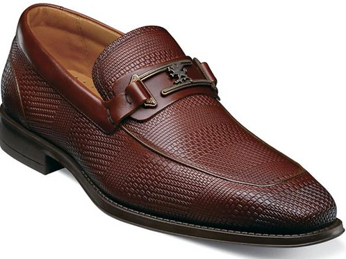 Stacy Adams - Pomeroy Moc Toe Bit Slip On