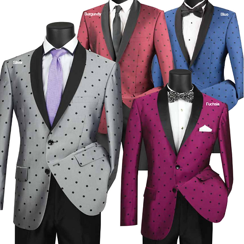 S2DR-5 Slim Fit Suit