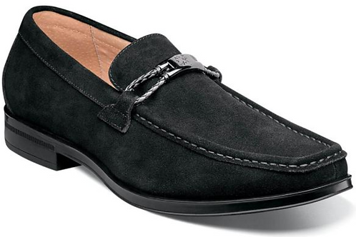 Stacy Adams - Neville Moc Toe Bit Slip On