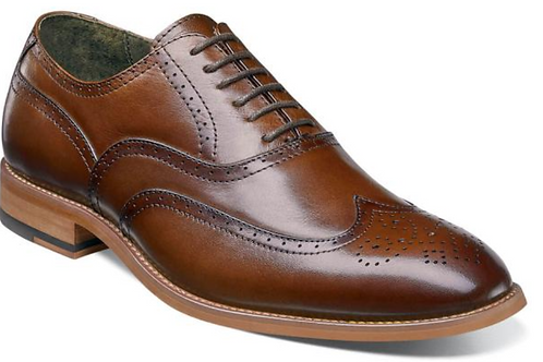 Stacy Adams - Dunbar Wingtip Oxford