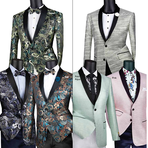 BSF-9 AND BSF-12 Slim Fit Sport Coat