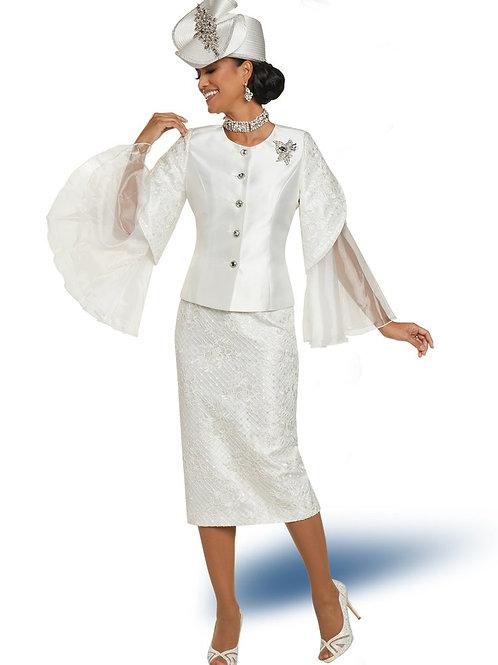 Donna Vinci #11883 Off White