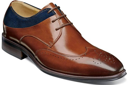 Stacy Adams - Hewlett Wingtip Oxford