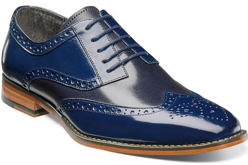 Stacy Adams - Tinsley Wingtip Oxford
