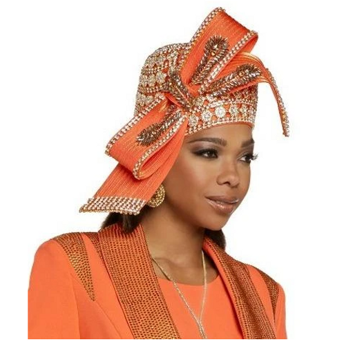 Donna Vinci #H11895 Orange