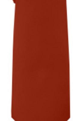 Solid Tie & Hanky - RUST