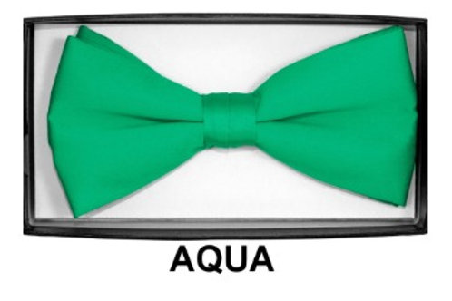 Basic Bow Tie - AQUA