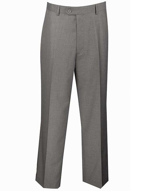 ON-900 Luxurious Wool Feel, Open Stock Pre-hemmed Flat Front Pants