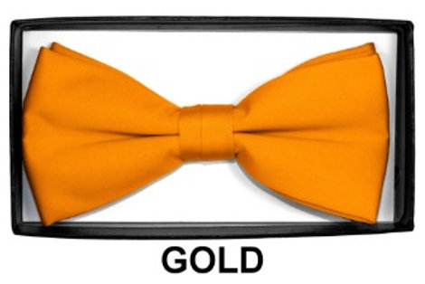 Basic Bow Tie - GOLD